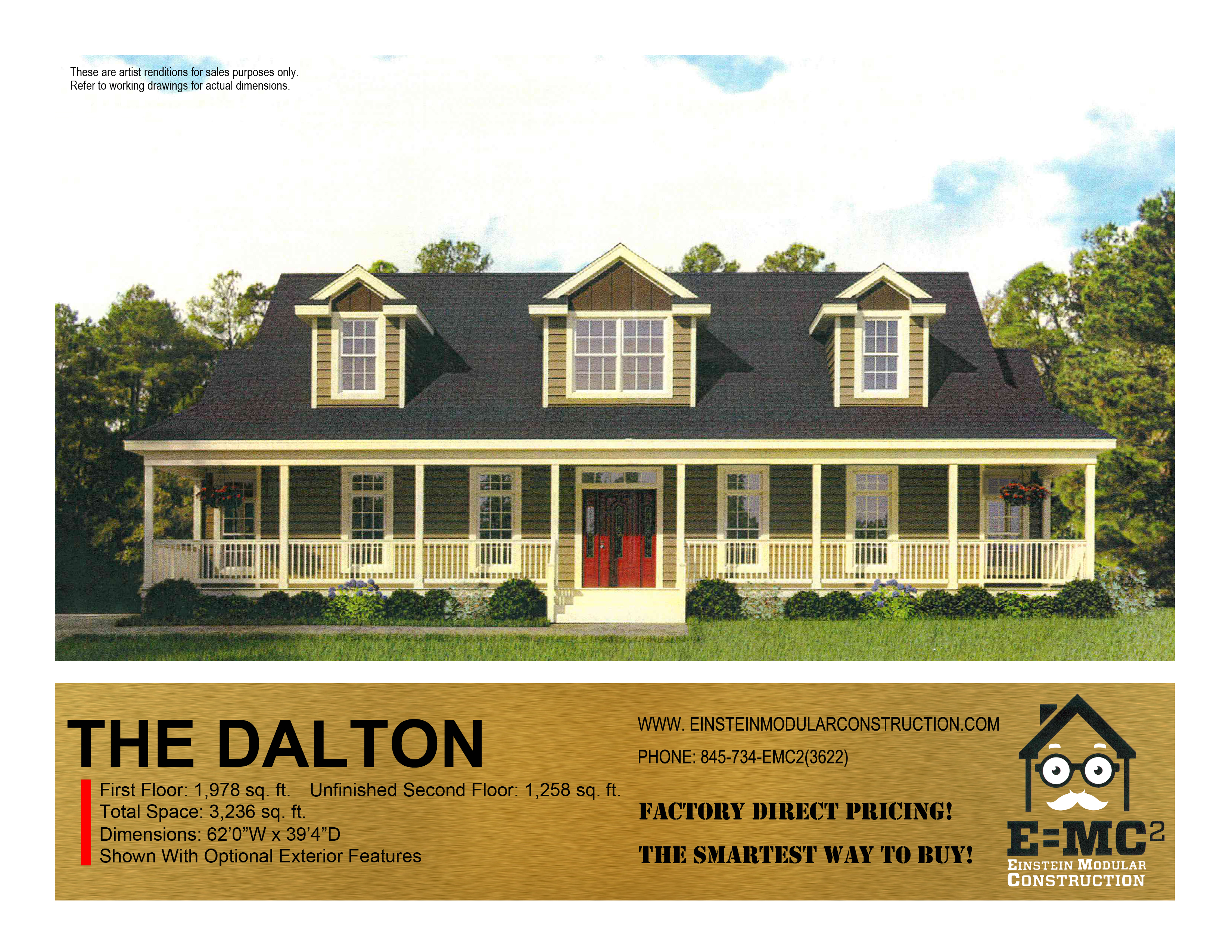 Homes einstein modular constuction for Select home